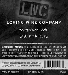 More about 00218-LWC-2009-Pinot-Sta.-Rita-Hills-750ML-Label