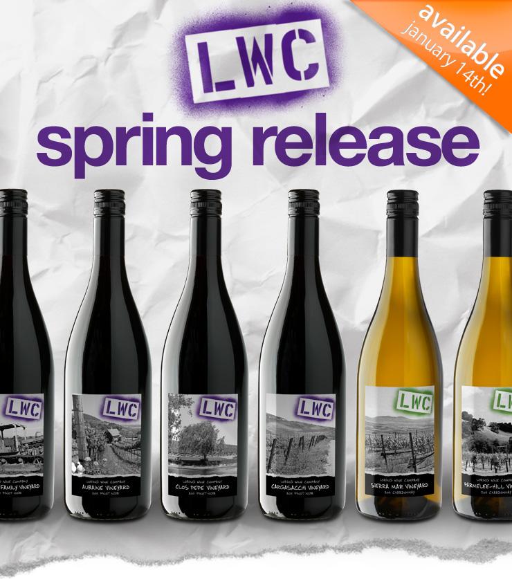 LWC 2013 Spring PreRelease 01 Loring Wine Update